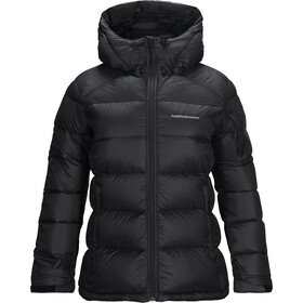 Peak Performance Frost Down Jacket Dam Black